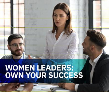 AIM Women Leaders: Own Your Success