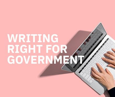 AIM Public Writing Right For Government Course