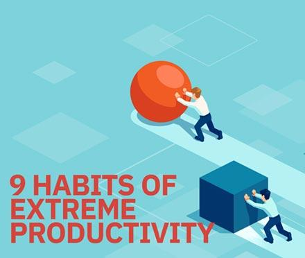 9 Habits Of Extreme Productivity Short Course