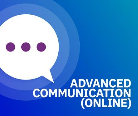 Advanced Communication (Online)