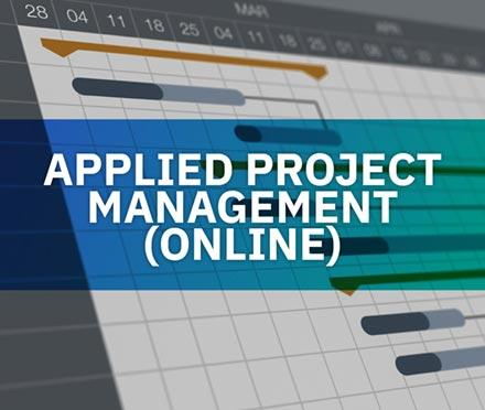 Applied Project Management (Online)
