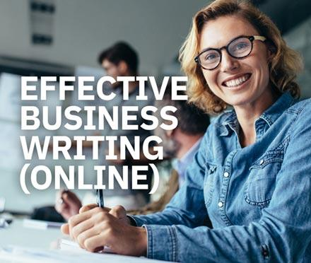 Effective Busines Writing (Online)