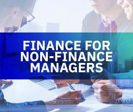 Finance For Non-Finance Managers Short Course