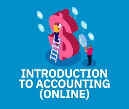 Introduction To Accounting (Online)