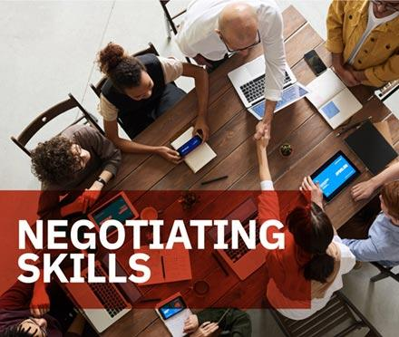 Negotiating Skills Short Course