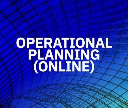 Operational Planning (Online)