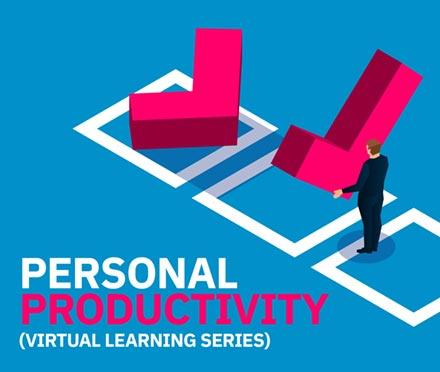 Personal Productivity Virtual Learning Series