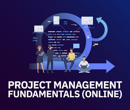 Project Management Fundamentals (Online)