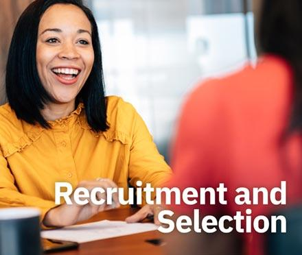 Recruitment and Selection Short Course