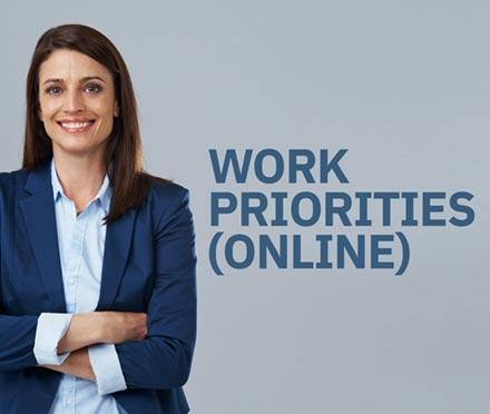 Work Priorities (Online)