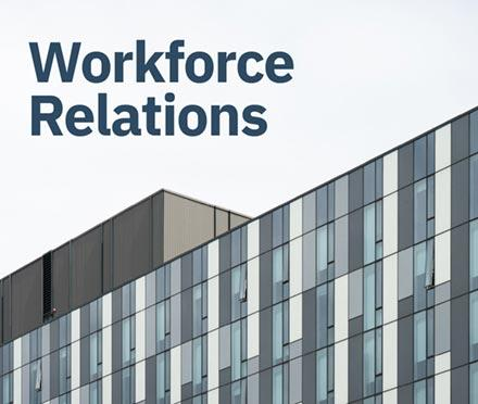Workforce Relations Short Course